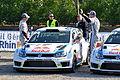 2014 10 04 11-12Rallye France, Parc assistance Colmar, Jari-Matti Latvala et Miikka Anttila.jpg
