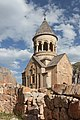 2014 Prowincja Wajoc Dzor, Klasztor Norawank, Kościół Matki Boskiej (14).jpg