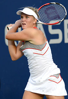 2014 US Open (Tennis) - Qualifying Rounds - Melanie Oudin (14855638488).jpg