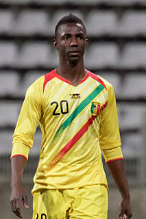 Modibo Maïga association football player from Mali