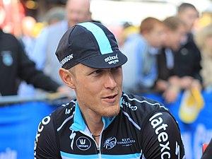 Matteo Trentin - Trentin at the 2015 Tour of Britain