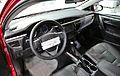 2015 Toyota Corolla S interior.jpg