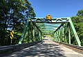 2016-06-06 17 47 08 View east along U.S. Route 50 (George Washington Highway) at the bridge over the Stony River just west of Mount Storm in northwestern Grant County, West Virginia.jpg