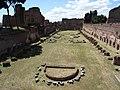 20160425 067 Roma - Palatino - Stadium of Domitian (26454013450).jpg