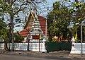 2016 Bangkok, Dystrykt Phra Nakhon, Wat Chana Songkhram (01).jpg