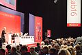 2016 Labour Party Conference, conference hall.jpg