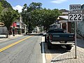 2017-08-12 14 16 57 View south along Maryland State Route 222 (Main Street) at Maryland State Route 276 (Jacob Tome Memorial Highway) in Port Deposit, Cecil County, Maryland.jpg