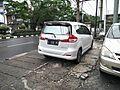 2017 Suzuki Ertiga Dreza (rear), West Surabaya.jpg