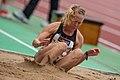 2018 DM Leichtathletik - Dreisprung Frauen - Neele Eckhardt - by 2eight - DSC6982.jpg