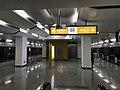 201908 Sign at Loop Line Shapingba Station Platform.jpg