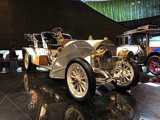 Mercedes-Benz Museum - Virtual Tour