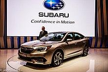 Subaru Legacy - Wikipedia