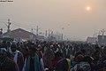 2019 Feb 04 - Kumbh Mela - Mauni Amavasya Crowd 9.jpg