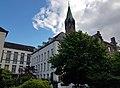 2019 Maastricht, Ursulinenklooster, tuinzijde (2).jpg