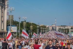 2020 Belarusian protests — Minsk, 30 August p0012.jpg