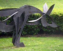 219 Guineu, de Julià Riu, parc de la Guineueta.jpg