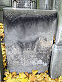 251012 Detail of tombstones at Jewish Cemetery in Warsaw - 34.jpg