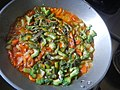 2839Home cooking of ginisang sayote, ampalaya and carrots 35.jpg