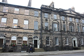 David Berry Hart - 29 Charlotte Square, Edinburgh
