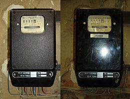 Справка потребителю: порядок замены электросчётчиков точности 2,5 на 2, 0. Средства учета электрической энергии: однофазные и трехфазные, одно и многотарифные электросчетчики, счётчики ампер, вольт-часов. Счётчик однофазный индукционный (