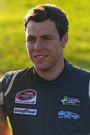 Alex Labbé - Labbé at Autodrome Chaudière in 2015