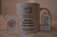 3rd Waray Wikipedia Edit-a-thon 02.JPG