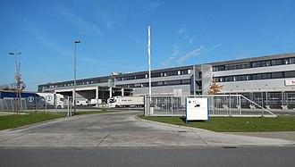 Hannover Airport - Cargo terminal