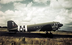 50th Troop Carrier Wing - Image: 442d Troop Carrier Group Douglas C 47A 15 DK Skytrain 42 92879