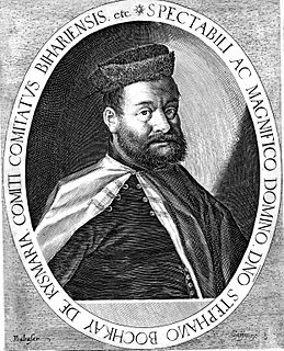 Stephen Bocskai Prince of Transylvania