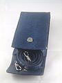 5007 Lizard Blue-3 Pouch Purse from iPurse.JPG
