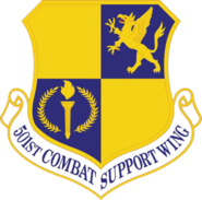 501st Combat Support Wing