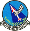 568th Strategic Missile Squadron - SAC - Emblem
