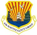 6 Maintenance Gp emblem.png