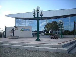 Mulsanne - The town hall of Mulsanne