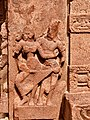 7th century Vishwa Brahma Temples, Alampur, Telangana India - 27.jpg