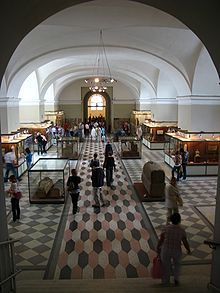 8600 - St Petersburg - Hermitage - Egyptian antiquities.jpg
