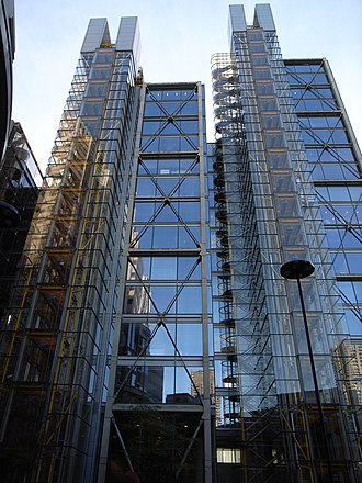 88 Wood Street - Image: 88 Wood St, London