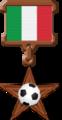 90px Barnstar al merito calcistico italiano.png