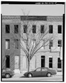 923-929 North Broadway (Rowhouses), 923-929 North Broadway, Baltimore, Independent City, MD HABS MD,4-BALT,213-5.tif
