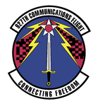 927 Communications Flt emblem.png