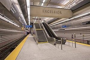 96th Street (Second Avenue Subway) - Platform level