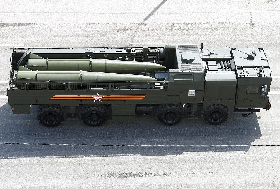 9T250-1 Iskander-M