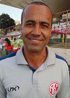 Aílton Ferraz Brazilian footballer