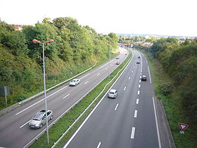 Image illustrative de l'article Autoroute A20 (France)