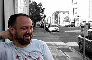 Aaron Sprinkle - Image: AARON SPRINKLE