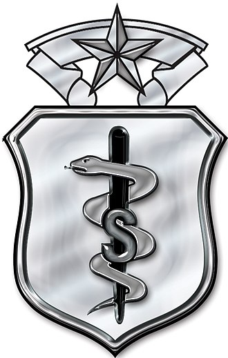 United States Air Force Medical Service - Image: AFBS Corps