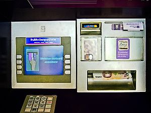 Siam Commercial Bank Automatic teller machine,...