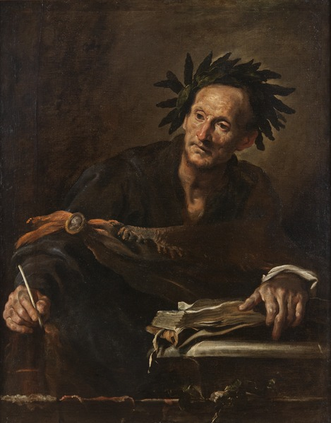 File:A Classical Poet (Domenico Fetti) - Nationalmuseum - 23757.tif