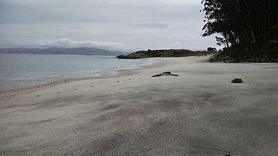 A Praia de Figueiras, na Illa do Norte (Illas Cíes).jpg