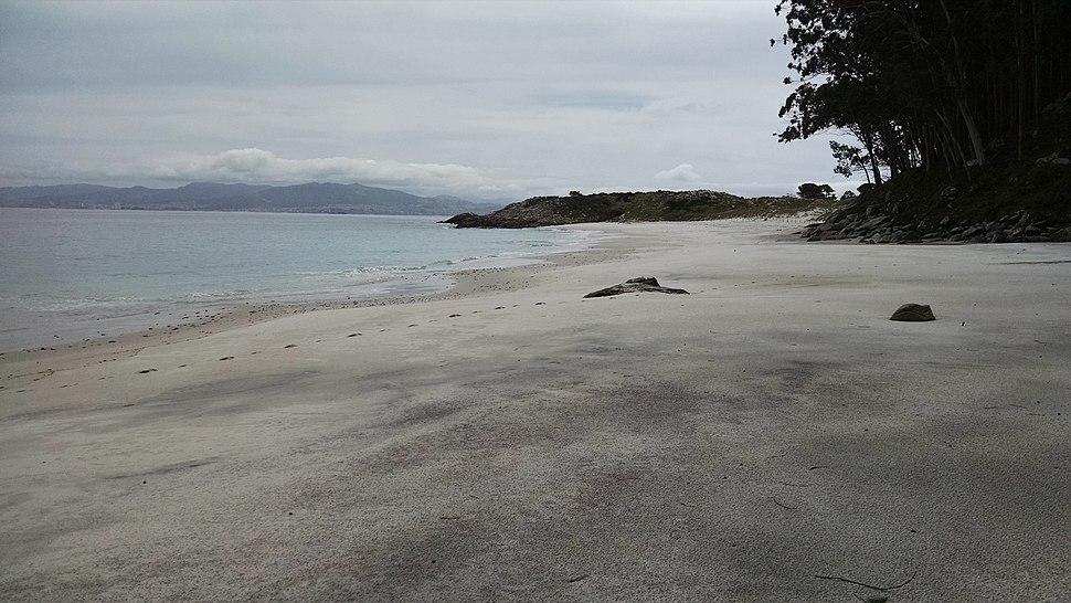 Praia de Figueiras.
